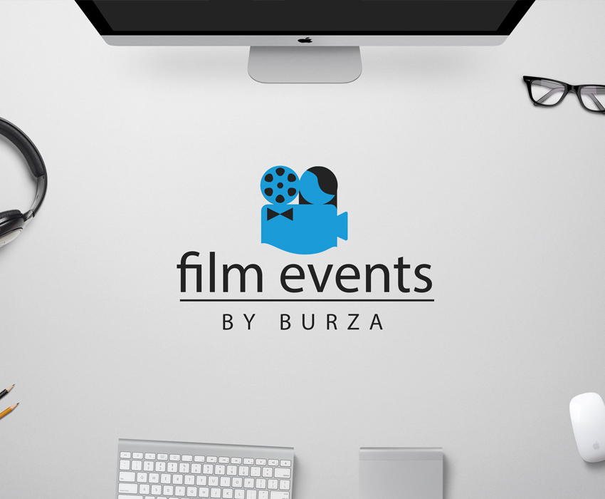 Film Events Identity